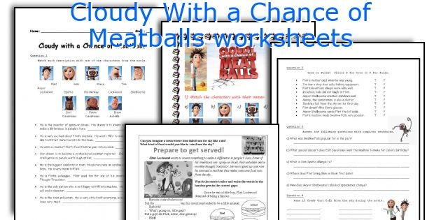 >IBOOK> Cloudy With A Chance Of Meatballs Pdf Book. ETNIA Villa practice mejorar otras chart