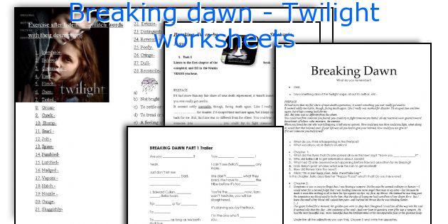 breaking dawn pdf free download