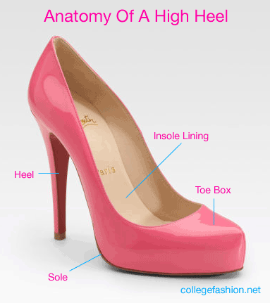 High heel High heels