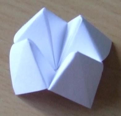 Din h rtie origami func ional - Origami suspensie ...