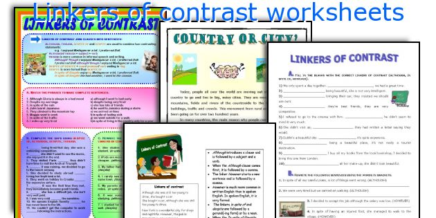 lesson plan for connectors or linkers This is a power point lesson plan giving useful phrases/linkers used in all parts of their writing and then focuses on a specific topic  connectors and linkers 4 .