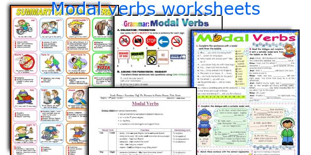 Modal Verbs Worksheets. Worksheet. Verbs Worksheet Year 8 At Mspartners.co