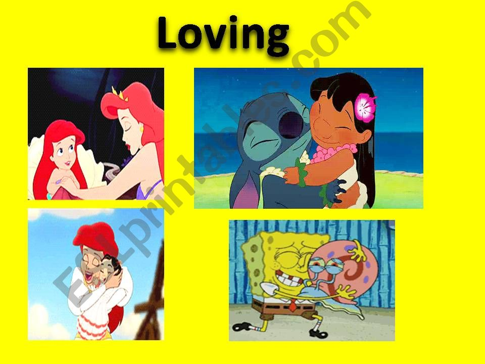 Personality with disney part 3