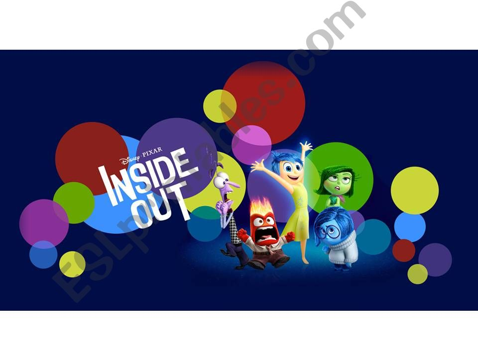 Comparisons with the movie Inside Out