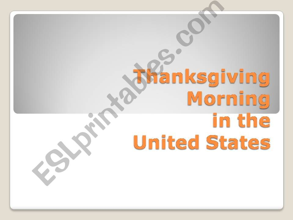 #2 of 3 THANKSGIVING powerpoint
