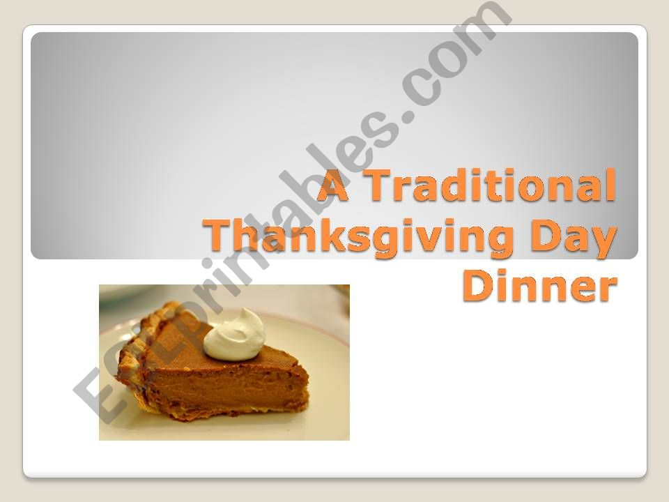 #3 of 3 THANKSGIVING powerpoint