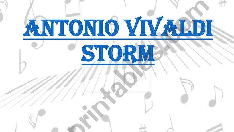 Vivaldi vs Vanessa Mae powerpoint