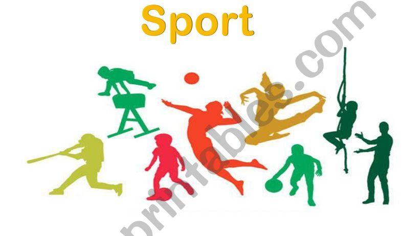 Sport powerpoint