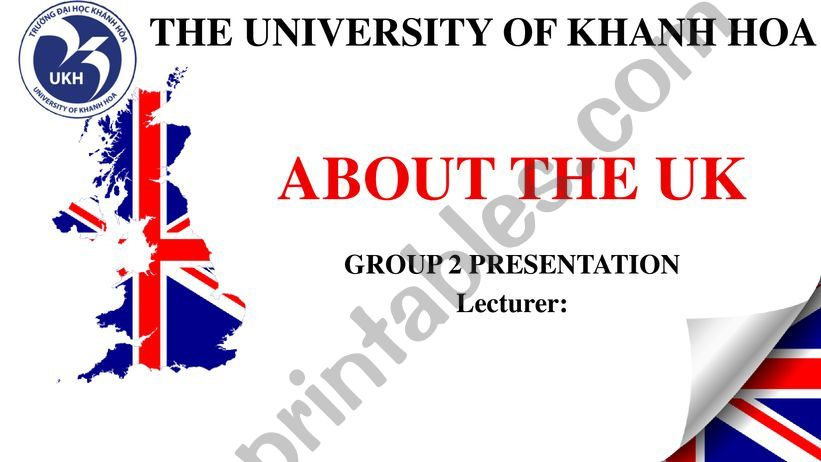 General Elections in UK powerpoint