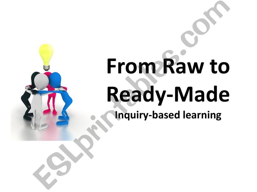 Inquiry Based Learning  powerpoint