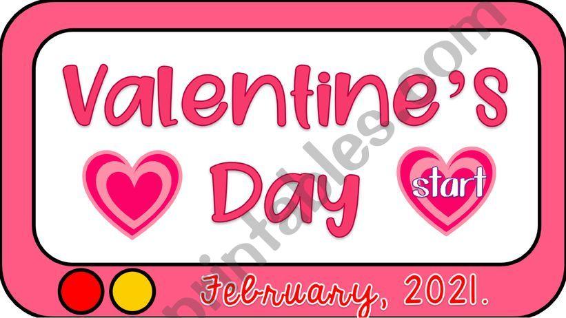 ★★★ HAPPY VALENTINES DAY GAME ★★★