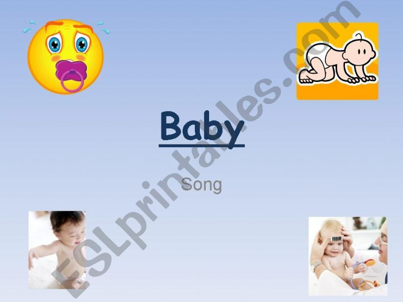 Baby song powerpoint