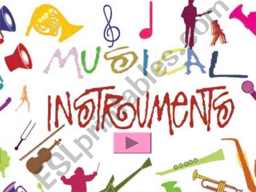 MuSiCaL iNsTrUmEnTs (Interactive) with sounds