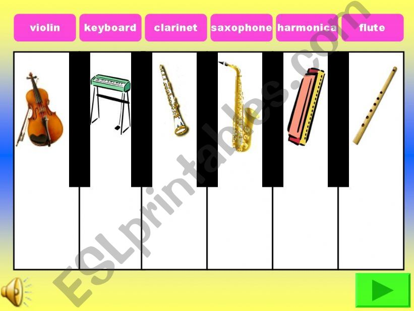 MuSiCaL iNsTrUmEnTs 2 (Interactive) with sounds