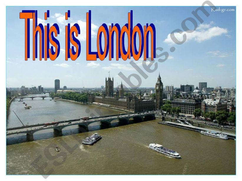 London ( 2 ) powerpoint