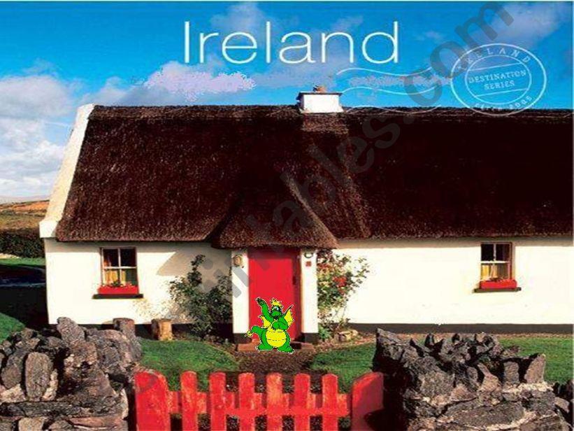 Ireland ( 1 ) powerpoint