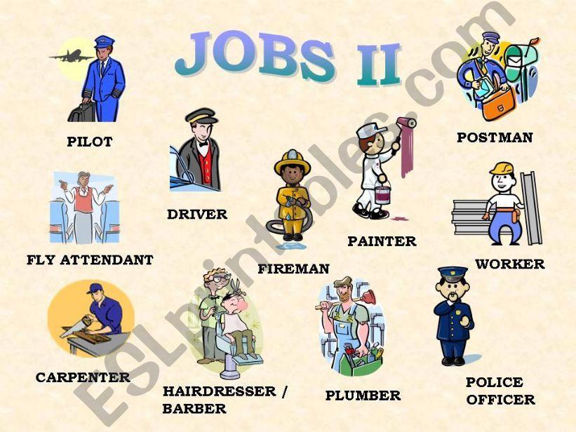 JOBS II powerpoint