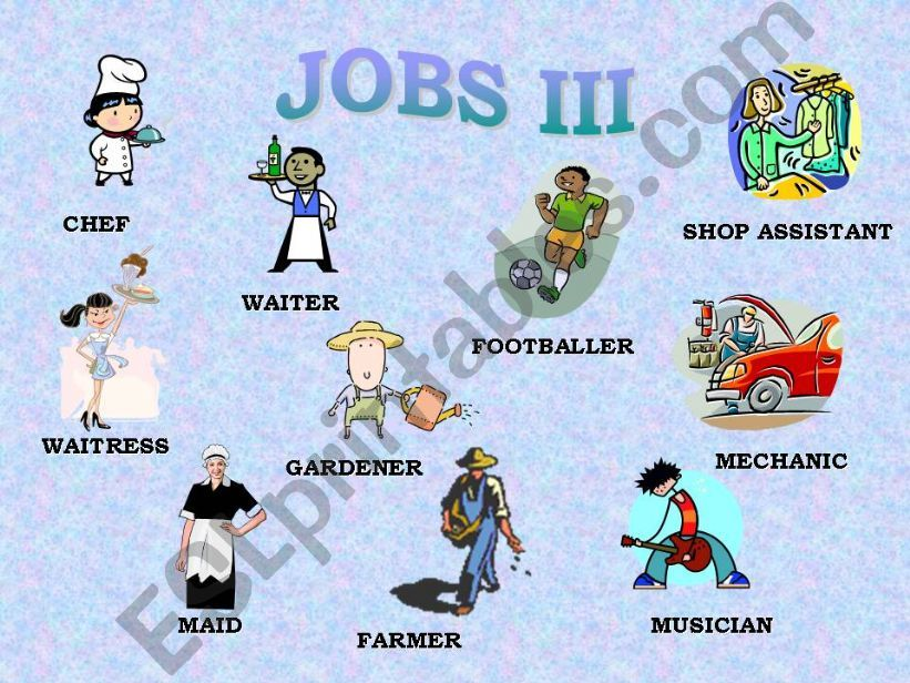 JOBS III powerpoint