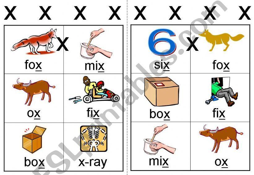 x workcard powerpoint
