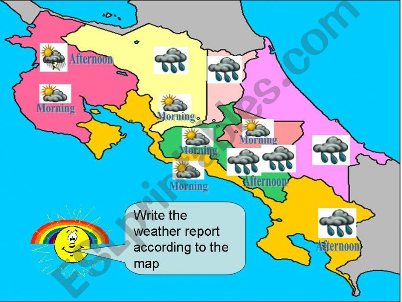 Weather report powerpoint