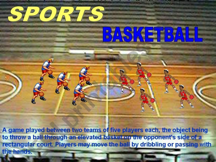 Sports powerpoint