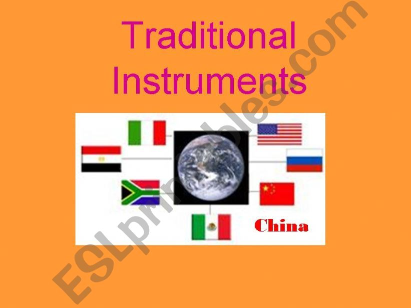 Traditional Musical Instuments(China) 2/7