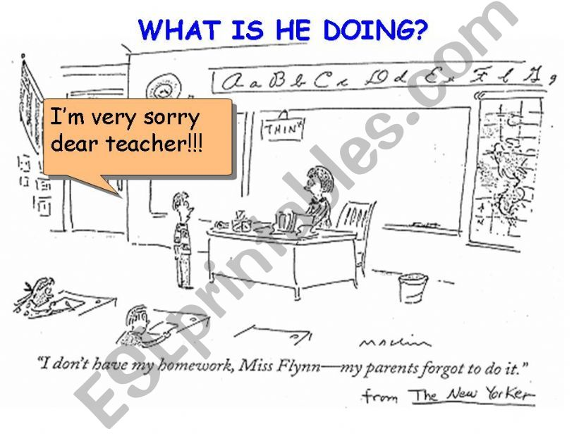 Apologizing or Saying sorry! powerpoint