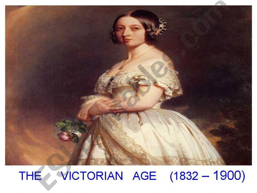 The Victorian Age powerpoint