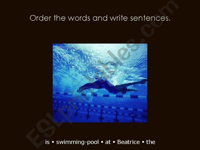 Verb to be - Present Simple - affirmative - negative - interrogative - 2/3