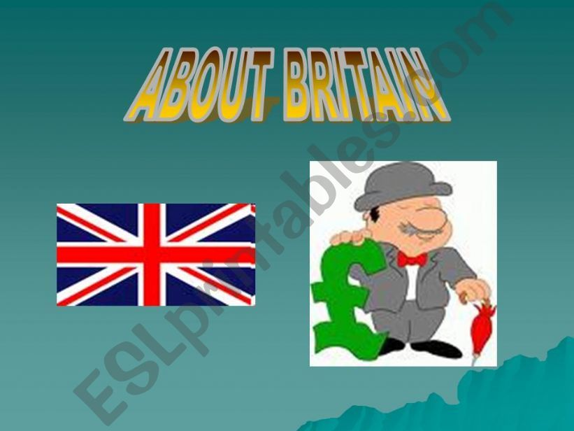 About Britain (part1) powerpoint