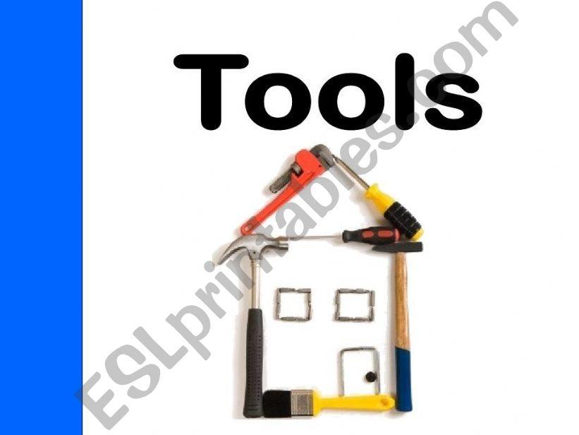 Tools I powerpoint