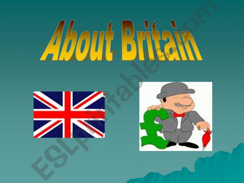 About Britain (part2) powerpoint