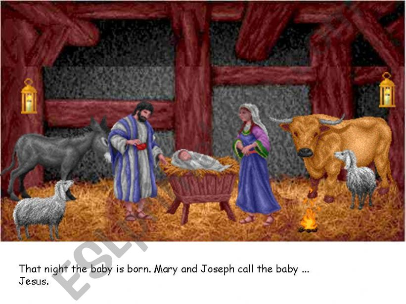 The Christmas Story - part two