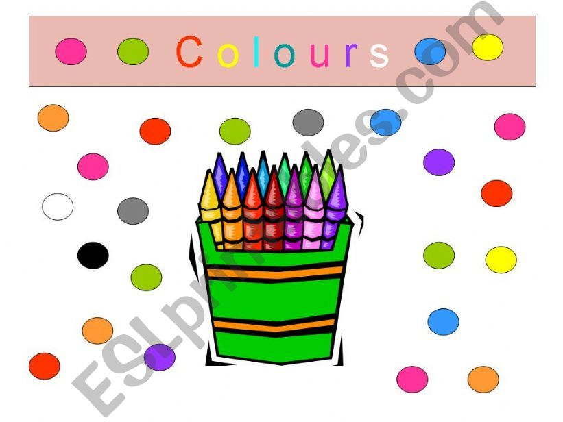 Colours powerpoint