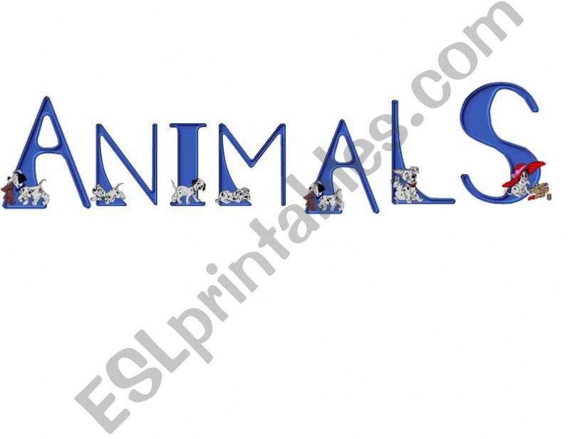 PETS powerpoint