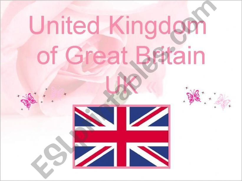 the UK powerpoint