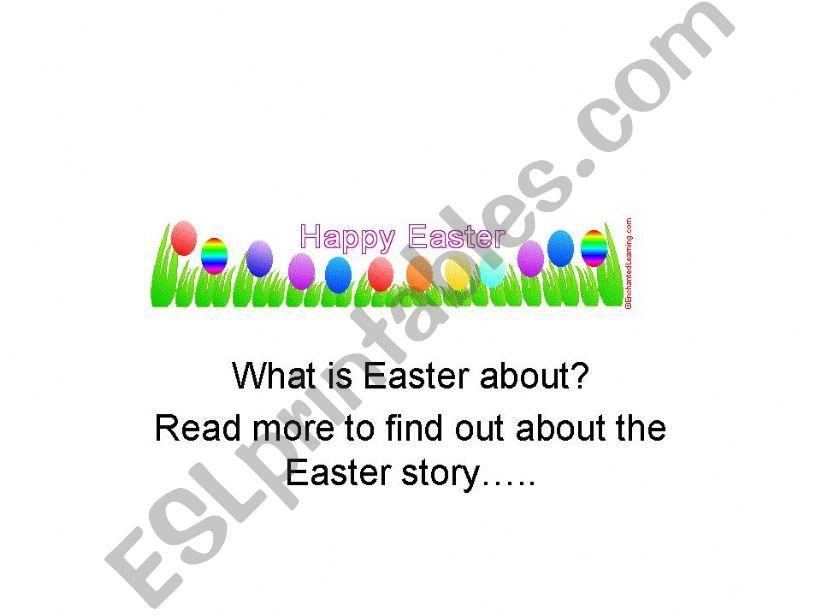 ac819327e ESL - English PowerPoints  Easter