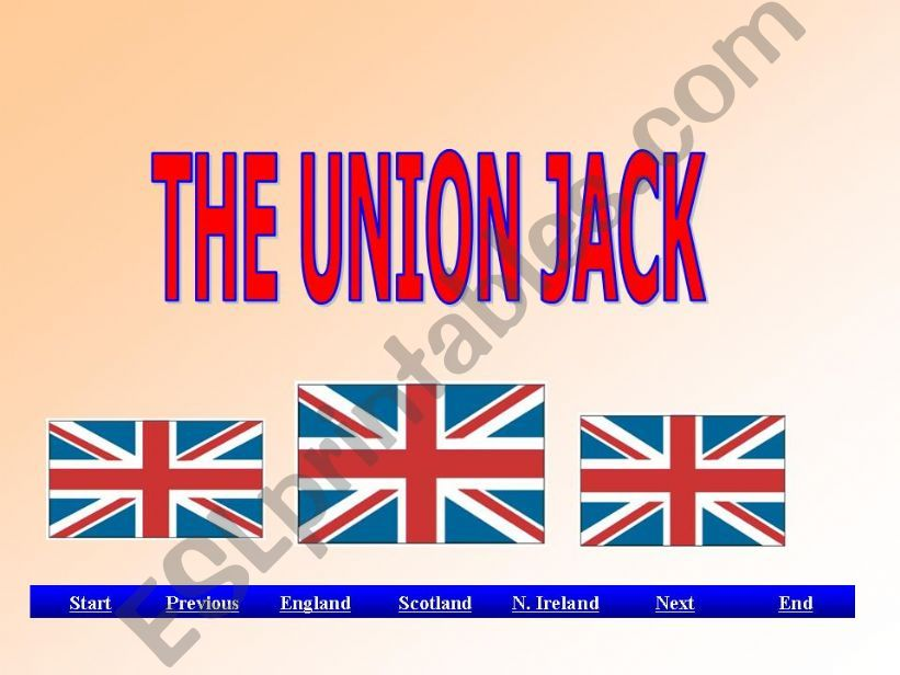 The Union Jack powerpoint