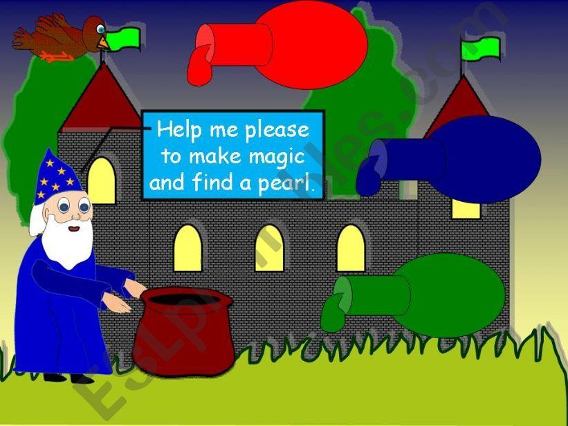 making magic powerpoint