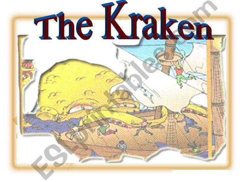 the kraken powerpoint