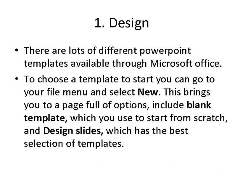 Powerpoint Tutorial Part 3 powerpoint