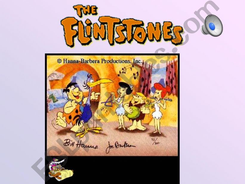 The Flintstones powerpoint