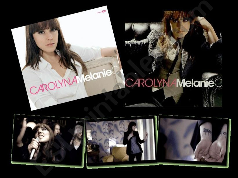 Carolyna- Melanie c Listening Activity