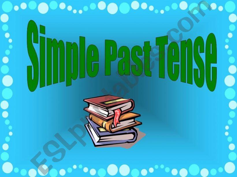 Past Simple presentation powerpoint