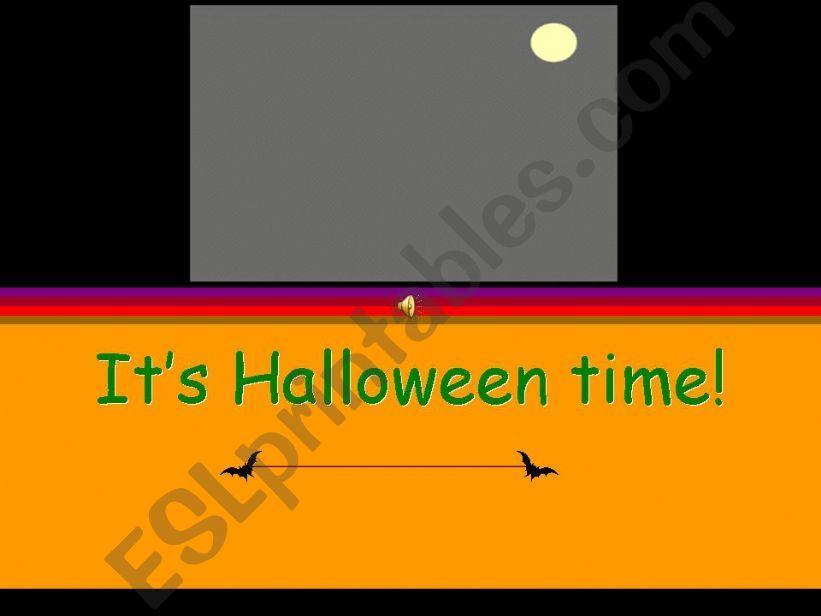 Halloween riddles powerpoint