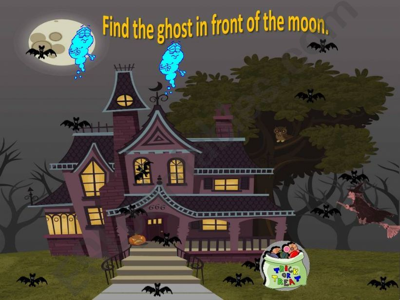 Find the ghost powerpoint
