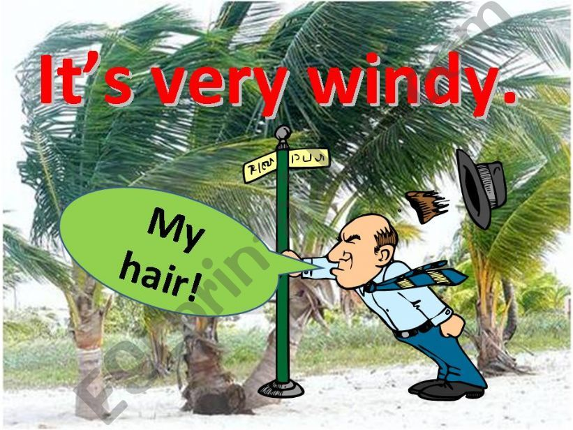 The weather Part 2 powerpoint