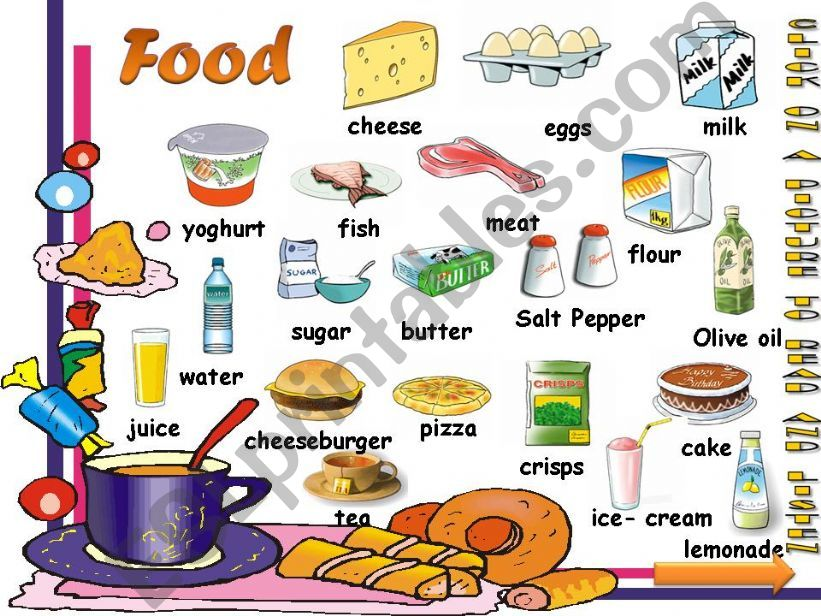 Food powerpoint