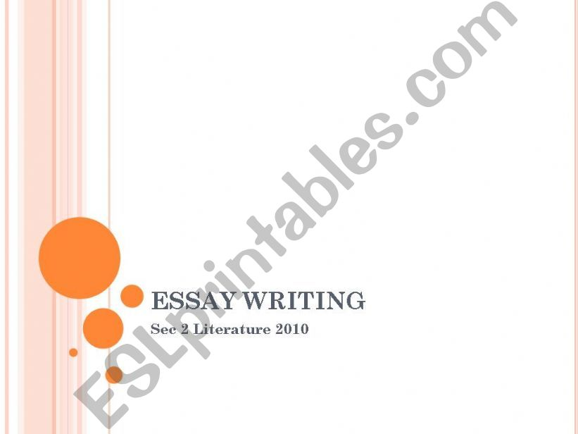 Essay On My Family  Fossil Essay also Jim Crow Essay Esl  English Powerpoints Literary Essay Writing Structure Of Mice And Men George And Lennie Relationship Essay