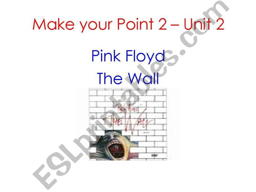 Another brick in the wall - Education